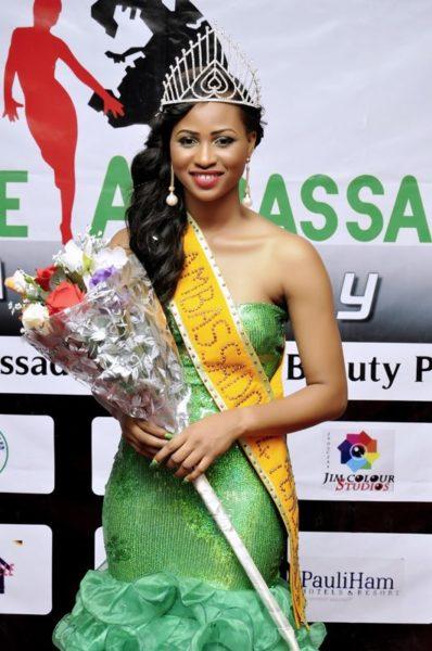Miss Ambassador for Peace 2014 - Bellanaija - Octoberr2014001