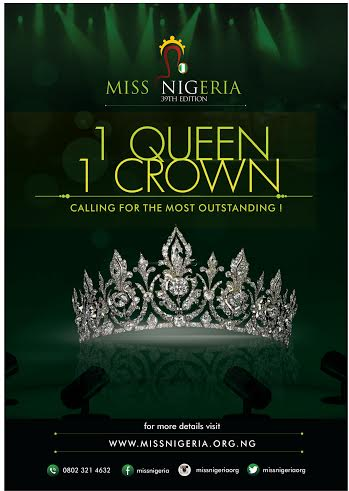 Miss Nigeria 2014 - Bellanaija - October 2014