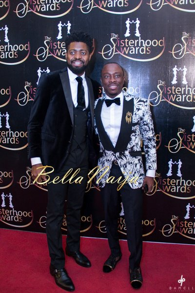Basketmouth and Julius Agwu