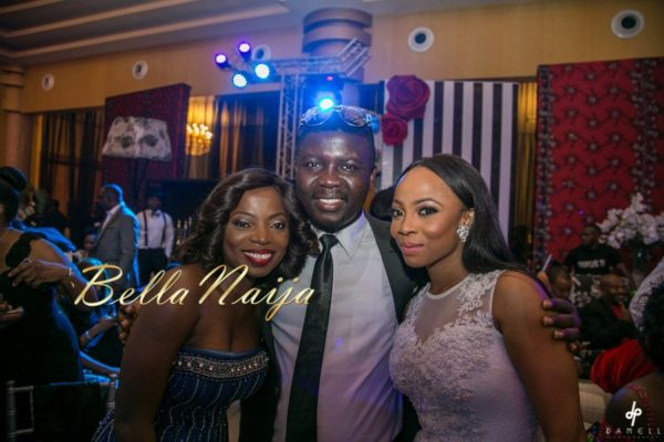 Layole Oyatogun, Seyi Law and Toke Makinwa
