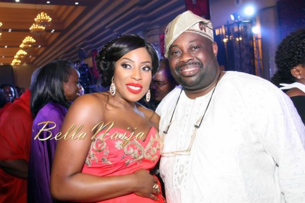 Mo Abudu and Dele Momodu