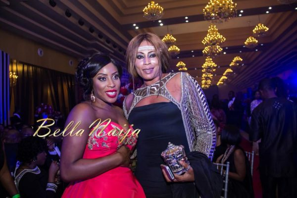 Mo Abudu and Nkiru Anumudu
