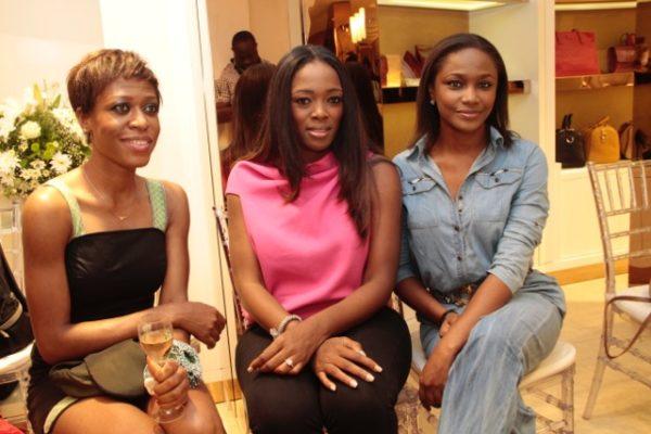 Ezinne, Elohor Aisien & Onah Nwachukwu