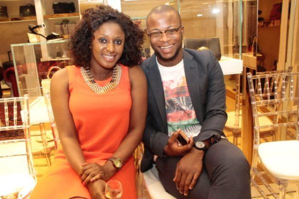 Konye Chelsea Nwabogor & Ayodeji Rotinwa