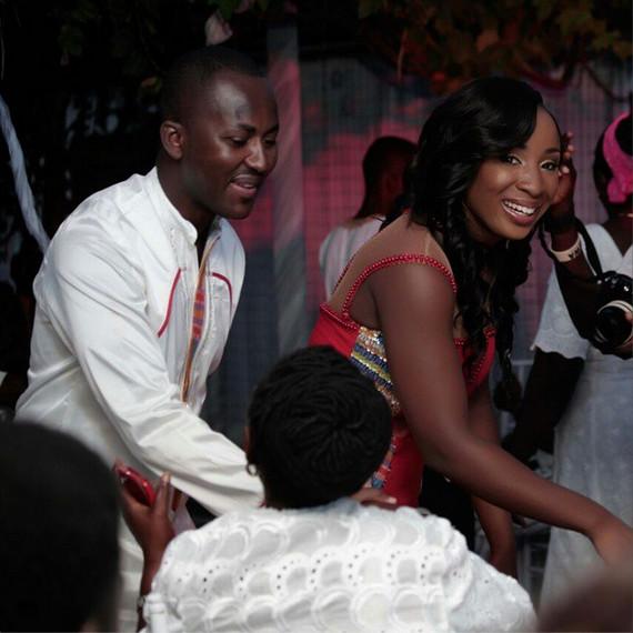 Naa Ashorkor Trad Wedding | BellaNaija 07