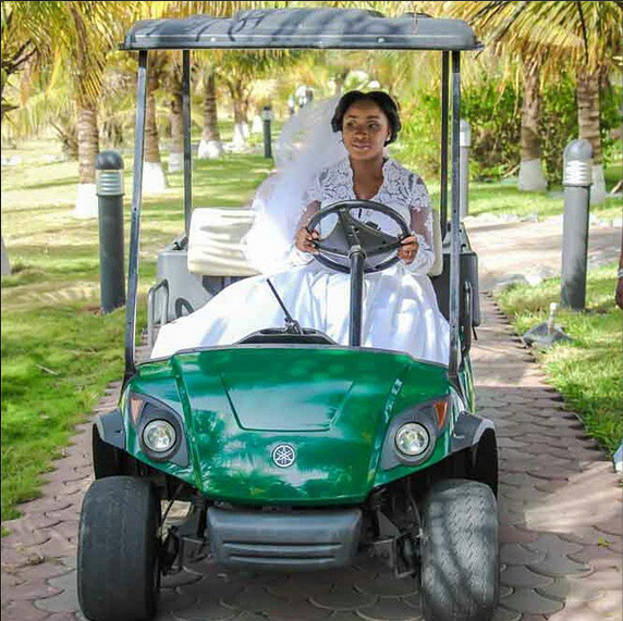 Naa Ashorkor White Wedding | BellaNaija 02