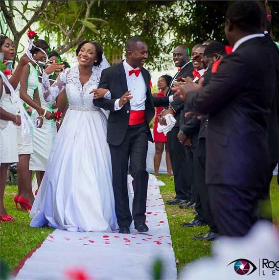 Naa Ashorkor White Wedding | BellaNaija 04