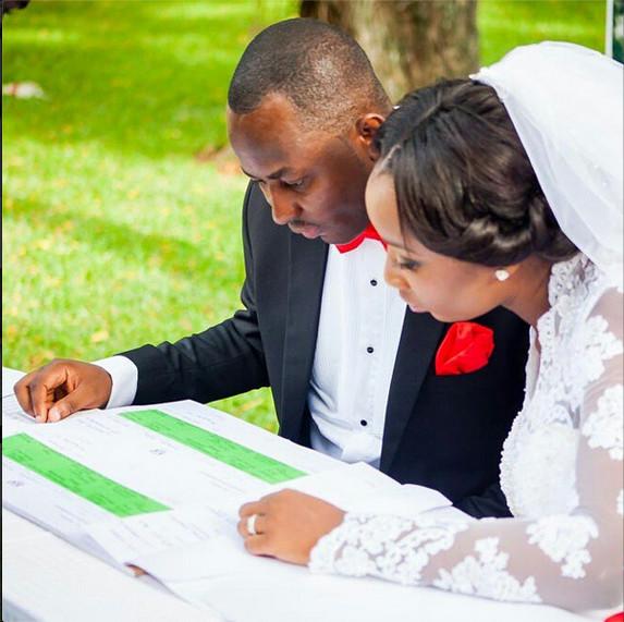 Naa Ashorkor White Wedding | BellaNaija 05