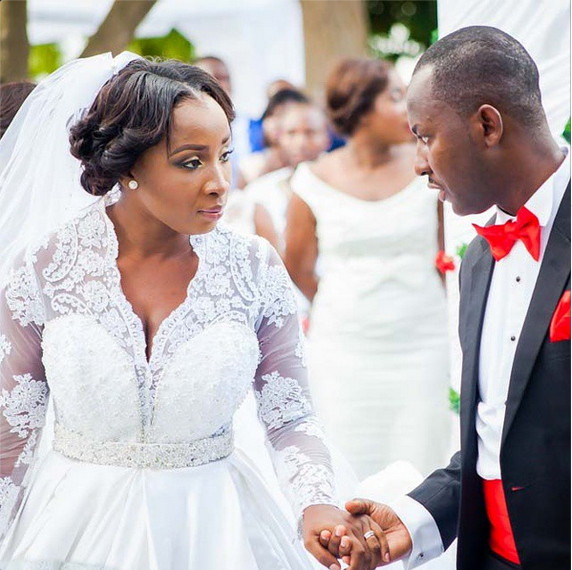Naa Ashorkor White Wedding | BellaNaija 08