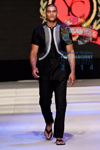 Native & Vogue Port Harcourt Fashion Week 2014 - Bellanaija - October 2014