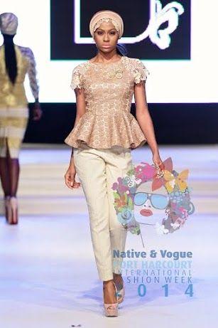 Native & Vogue Port Harcourt International Fashion Week 2014 - Bellanaija - Octoberr2014008
