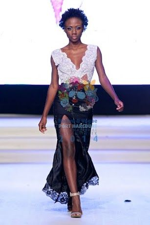 A piece from Vera Nora Couture