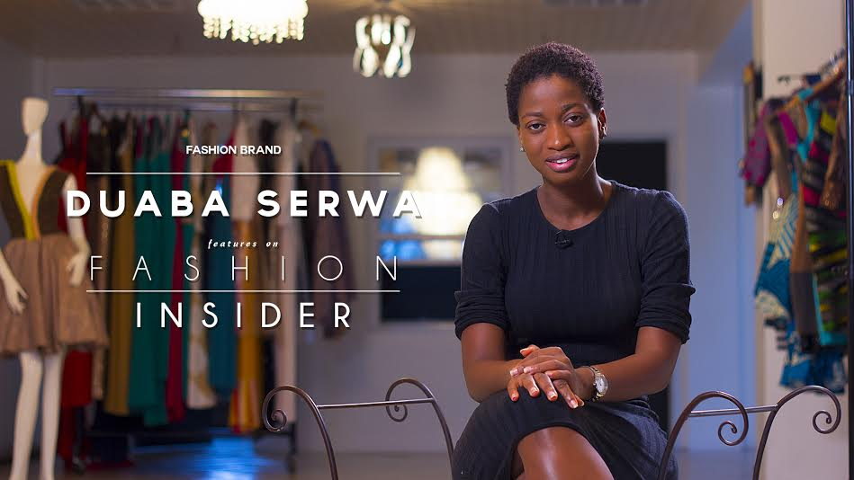 Ndani TV Fashion Insider with Duaba Serwa - bellanaija - October 2014