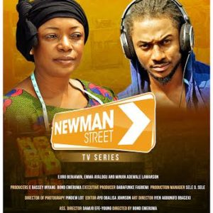 Newman Street Tv Series - Bellanaija - October 2014