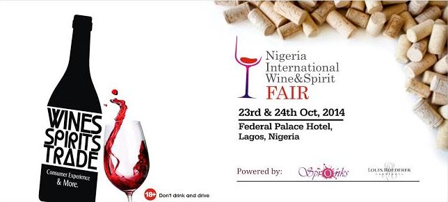 Nigeria International Wine & Spirit Fair 2014 - Bellanaija - October 2014