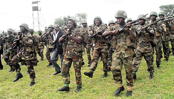 civil military relationship in nigeria nigerian
