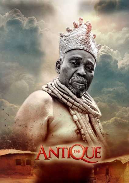 OLU JACOBS - - THE ANTIQUE