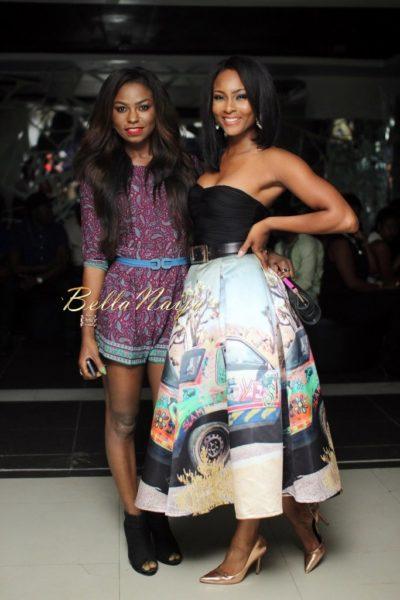 Niyola and Osas Ighodaro
