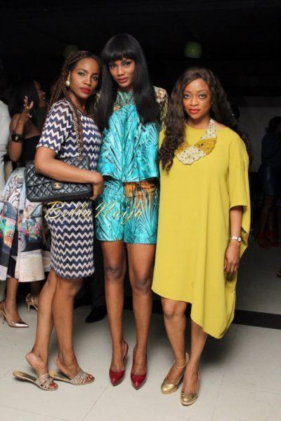 Seyi Shay, Ono Bello and Aisha Igbinovia