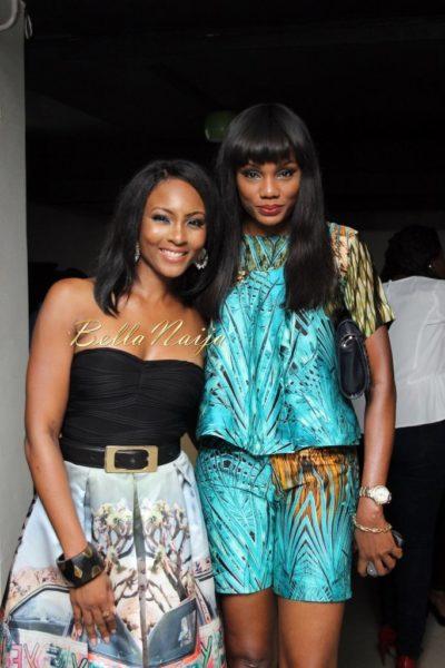 Osas Ighodaro and Ono Bello