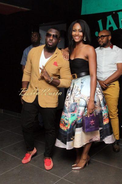 Timaya and Osas Ighodaro