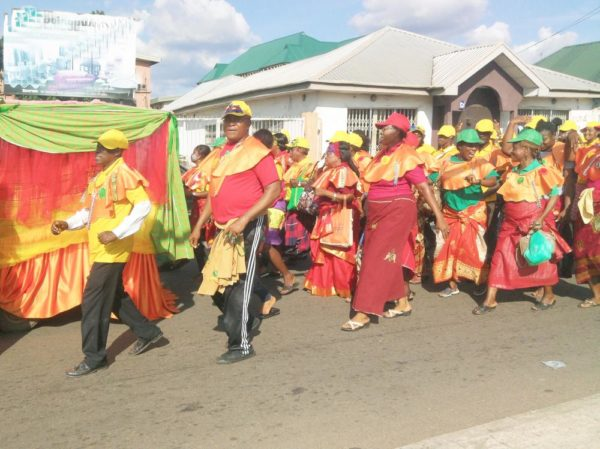 PIC.7. IMO CARNIVAL  IN OWERRI