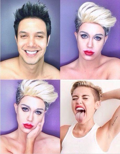 Paolo Ballesterosm Makeup Transformation - Bellanaija - Octoberr2014001