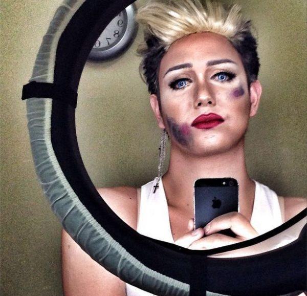 Paolo Ballesterosm Makeup Transformation - Bellanaija - Octoberr2014003