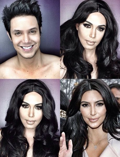 Paolo Ballesterosm Makeup Transformation - Bellanaija - Octoberr2014004