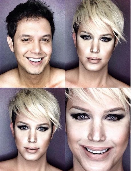 Paolo Ballesterosm Makeup Transformation - Bellanaija - Octoberr2014005