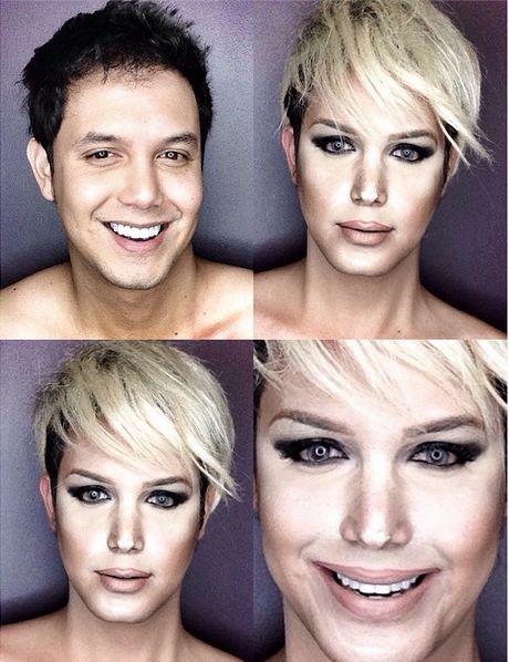 Paolo Ballesterosm Makeup Transformation - Bellanaija - Octoberr2014005