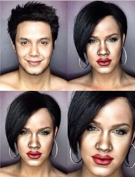 Paolo Ballesterosm Makeup Transformation - Bellanaija - Octoberr2014006