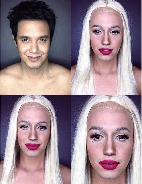 Paolo Ballesterosm Makeup Transformation - Bellanaija - Octoberr2014011
