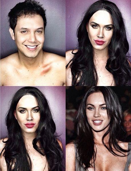 Paolo Ballesterosm Makeup Transformation - Bellanaija - Octoberr2014012