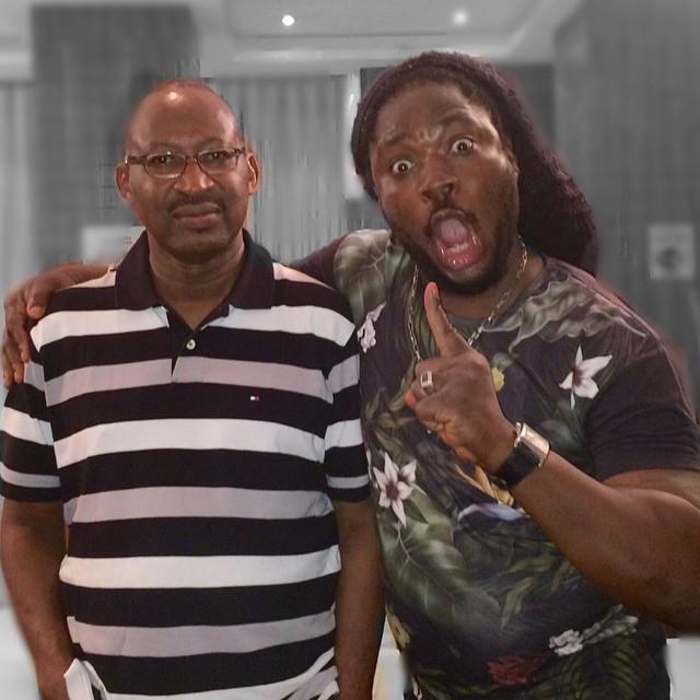Patrick Obahiagbon - Daddy Showkey