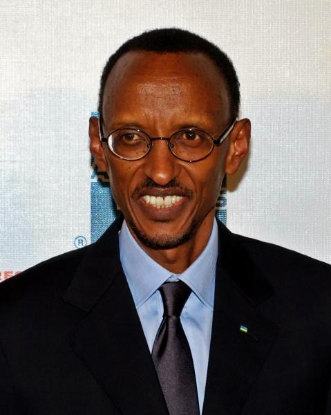 Paul Kagame President of Rwanda
