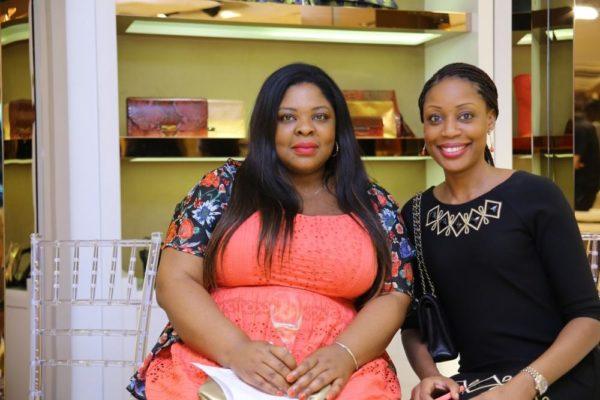 Tori Abiola and Sister