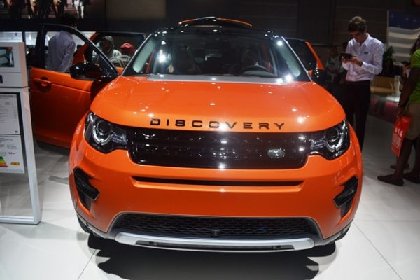 Range Rover Discovery Sport 1
