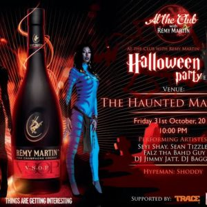 Remy Martin At the Club Haloween Edition - Bellanaija - October 2014