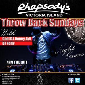 Rhapsody's VI ThrowBack Sundays - Bellanaija - October 2014