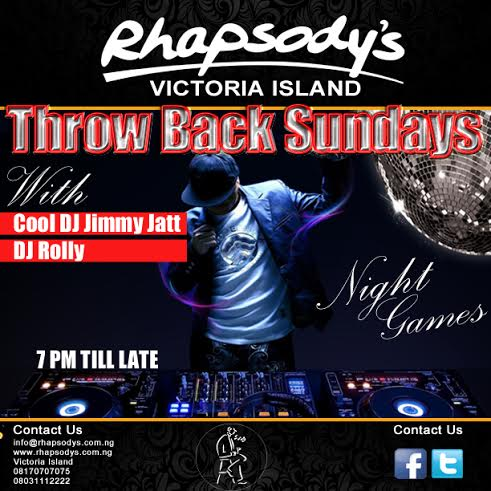 Rhapsody's VI ThrowBack Sundays - Bellanaija - October 2014