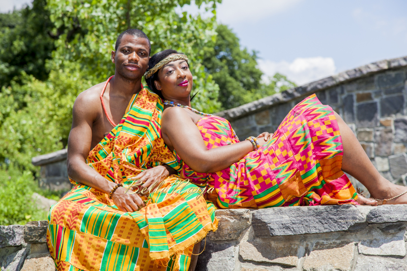 Pre Wedding Styles: A Cute Kente Pre-Wedding Shoot! Ruth Of StyleNique Events