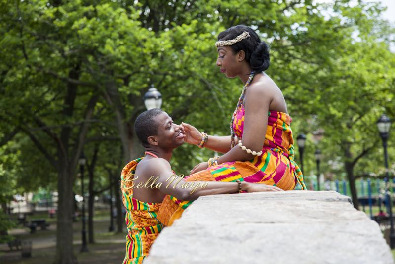 Pre Wedding Styles: A Cute Kente Pre-Wedding Shoot! Ruth Of StyleNique Events
