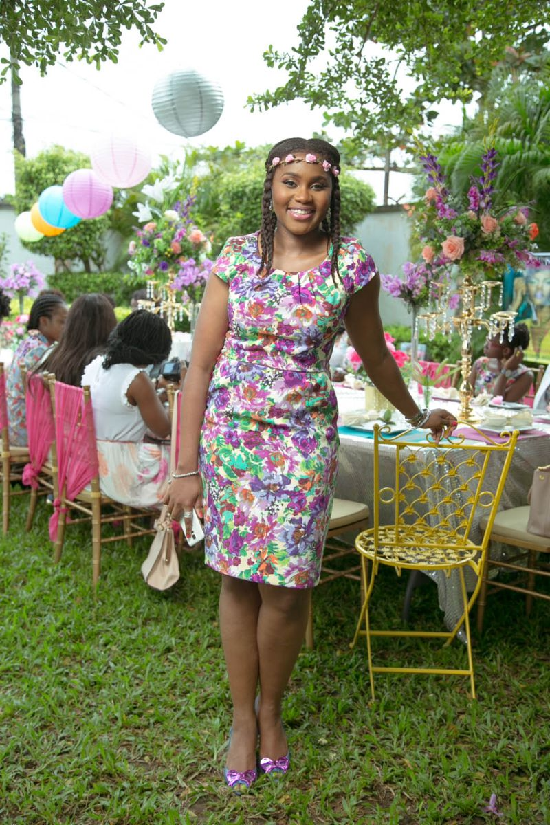 Savvy & Chic Garden Party - October - 2014 - BellaNaija003