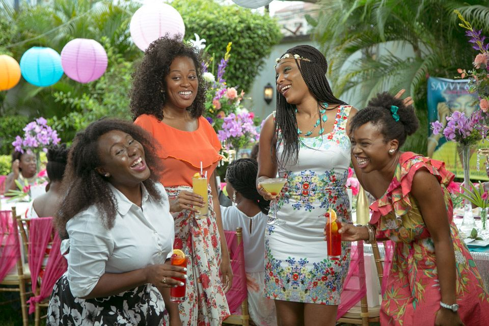 Savvy & Chic Garden Party - October - 2014 - BellaNaija005