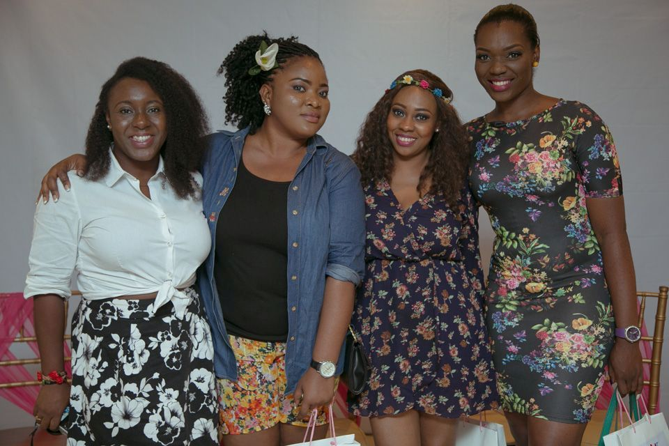 Savvy & Chic Garden Party - October - 2014 - BellaNaija011
