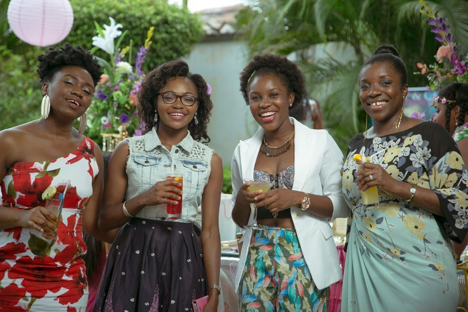 Savvy & Chic Garden Party - October - 2014 - BellaNaija014