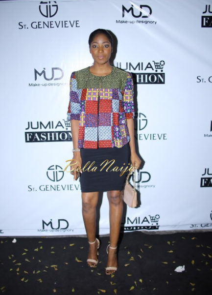 St Genevieve Clothing Launch  Jumia  October 2014 BellaNaija 0022
