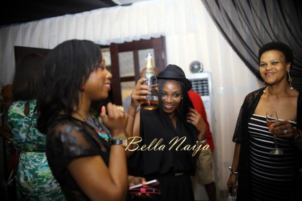 St Genevieve Clothing Launch  Jumia  October 2014 BellaNaija 003