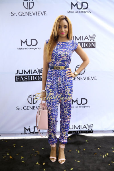 St Genevieve Clothing Launch  Jumia  October 2014 BellaNaija 0030